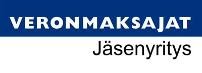 Olemme Suomen Veronmaksajien jäsenyritys
