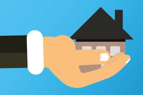 Omistusoikeus ja talo