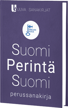 Suomi-Perintä-Suomi sanakirja kuva