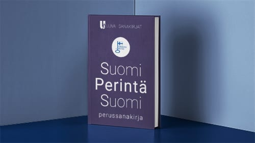 Suomi-Perintä-Suomi-sanakirja kuva