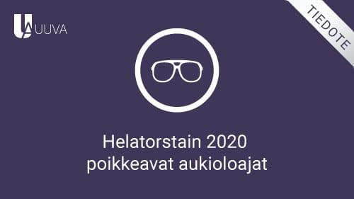 Helatorstai 2020