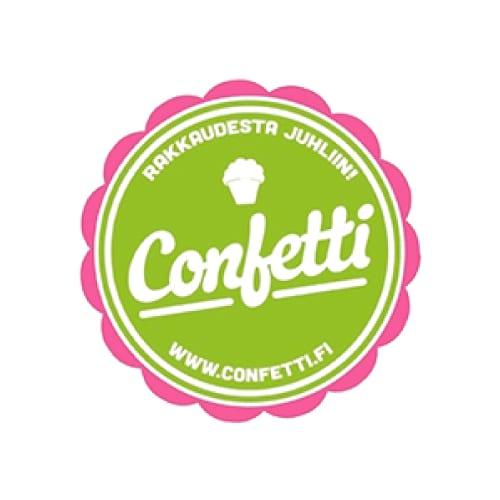 Confetti | Referenssi | Uuva