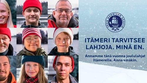 """Featured image for """"Tuemme tänäkin vuonna John Nurmisen Säätiötä"""""""
