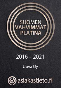 Olemme Suomen Vahvimmat Platina