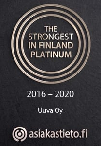 We are the Strongest in Finland Platinum